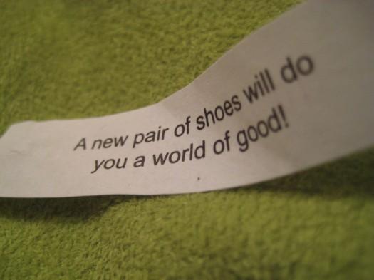 My fortune?